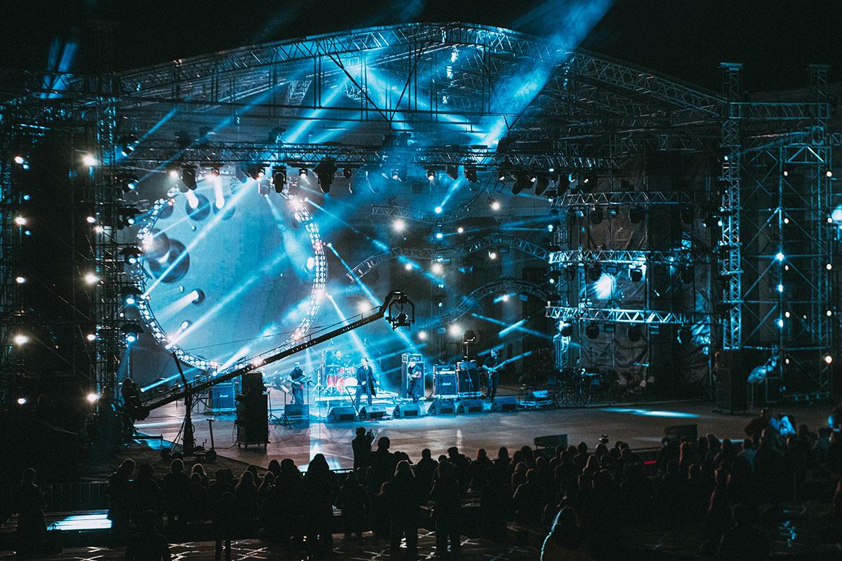 Компания ШоуКрафт выступила официальным партнером фестиваля Russian Woodstock 2020