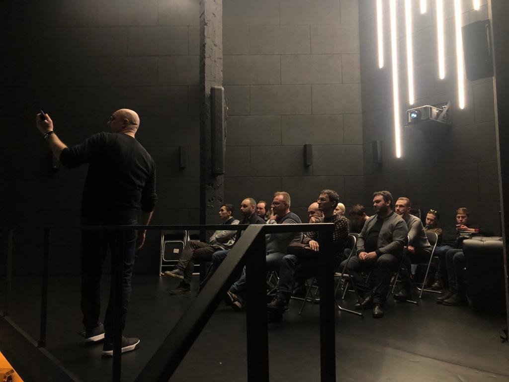Новый цикл уникальных семинаров в тренинг-центре ShowCraft
