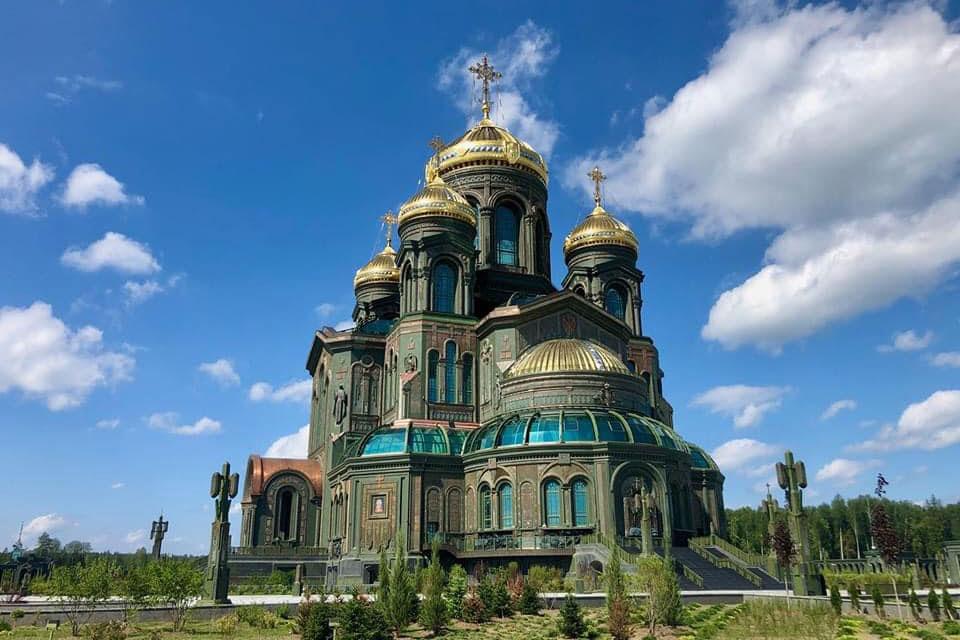 Meyer Sound в Главном Храме Вооруженных Сил России