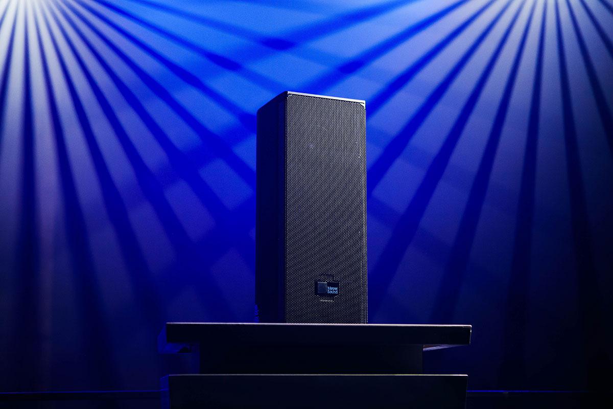 Meyer Sound ULTRA-X20 и USW-112P теперь доступны для прослушивания в Шоу-Холле