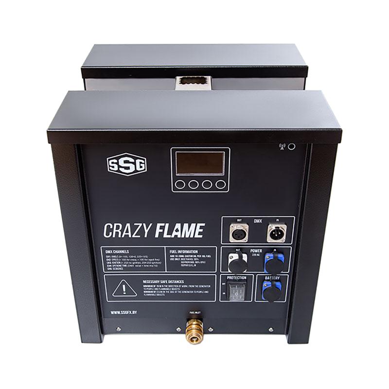 MFX Crazy Flame