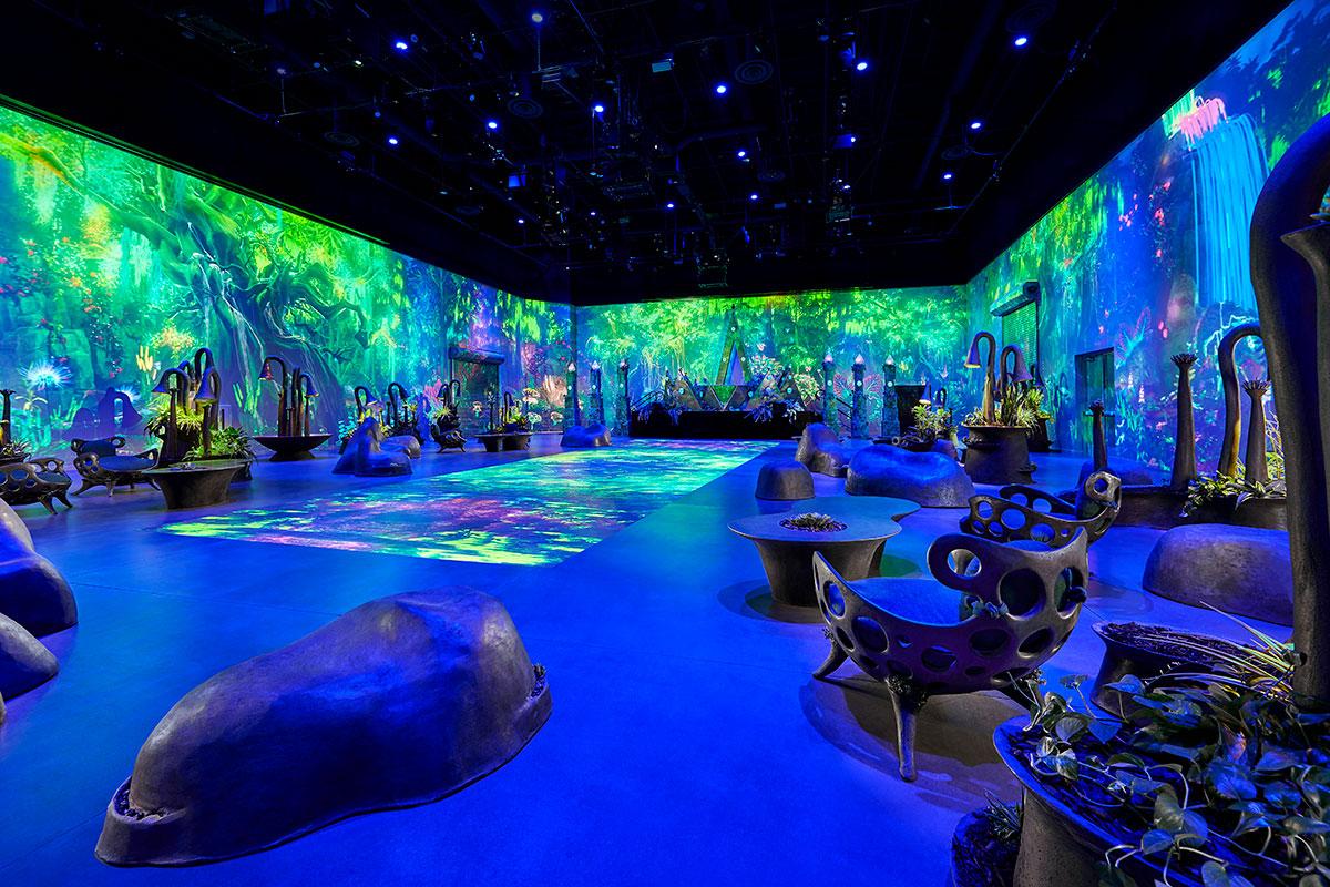 Meyer Sound Spacemap Go прокачивает звуковые ощущения в AREA15 в Лас-Вегасе