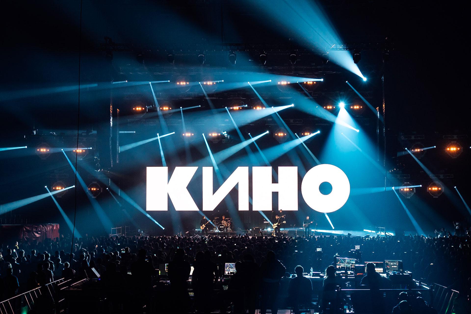 Мощь и энергия Meyer Sound LEO Family в новом туре группы Кино