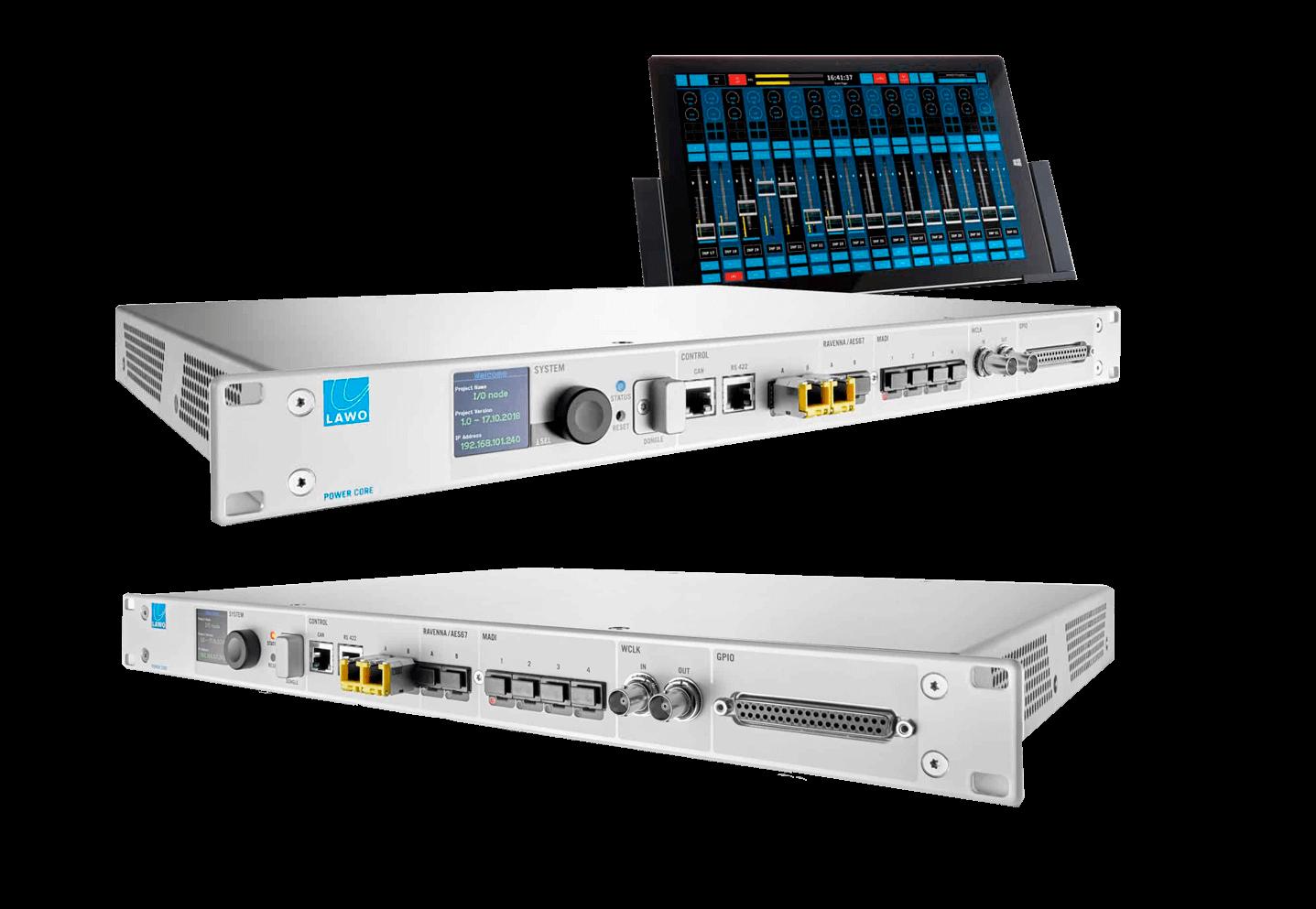 LAWO Power Core Gateway / RP