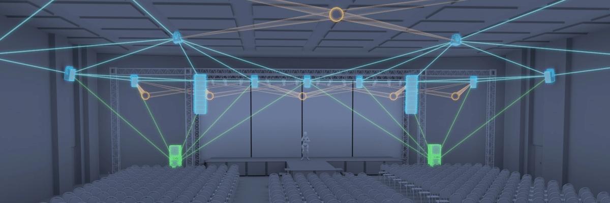 Meyer Sound Spacemap Go