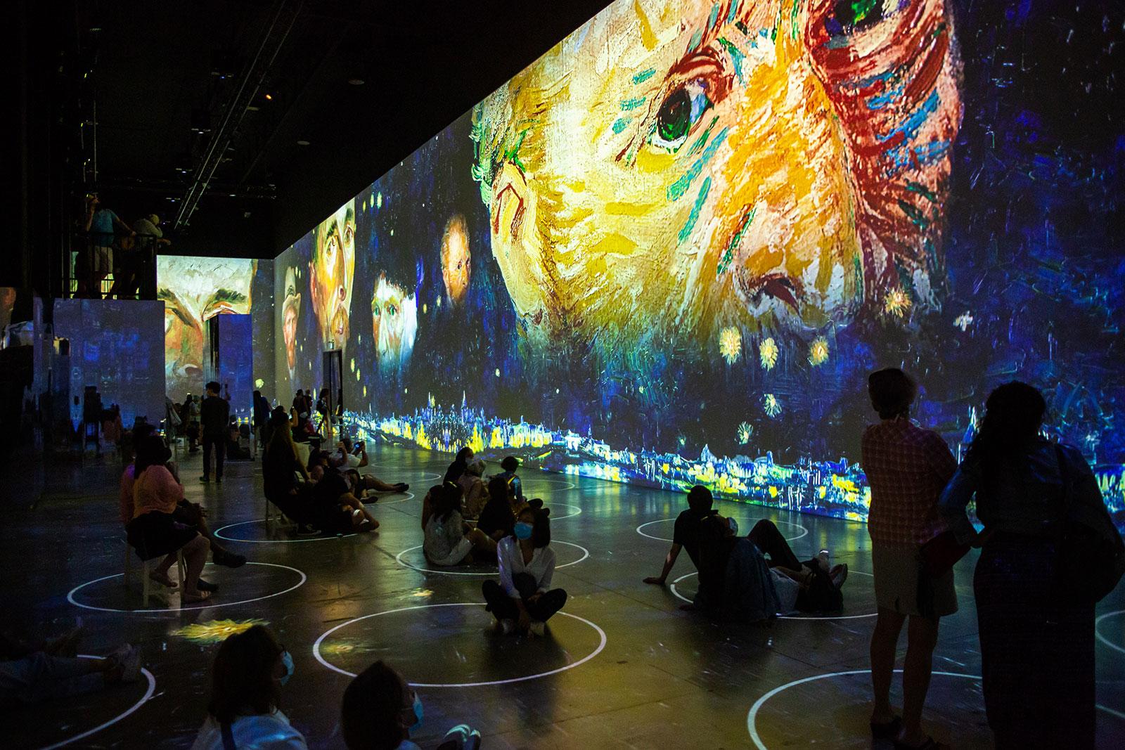Meyer Sound дает возможность услышать завораживающие картины Ван Гога